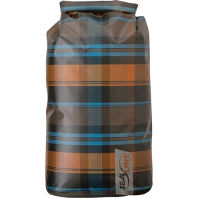 SealLine Discovery Dry Bag 30l, olive plaid